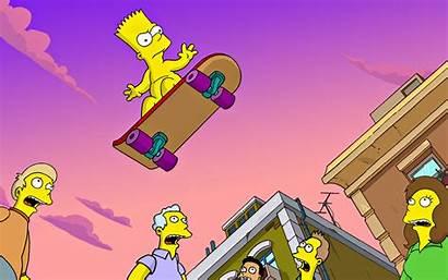 Simpsons Bart Simpson Desktop
