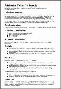 Welding Inspector Cv Sample Welding Experience Certificate Sample