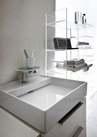 white kartell  laufen bathrooms kartell loves
