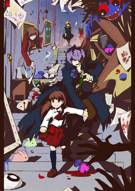 31 Best Anime Suicida Images On Pinterest Horror Manga