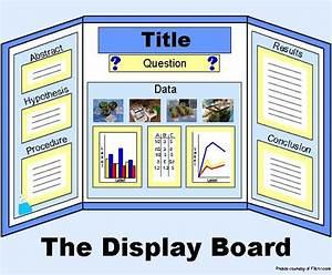science project poster ideas tri fold presentation board
