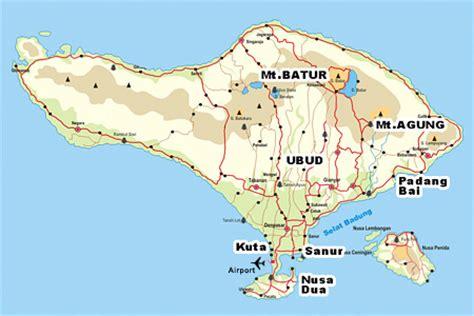 location  alam indah ubud bali
