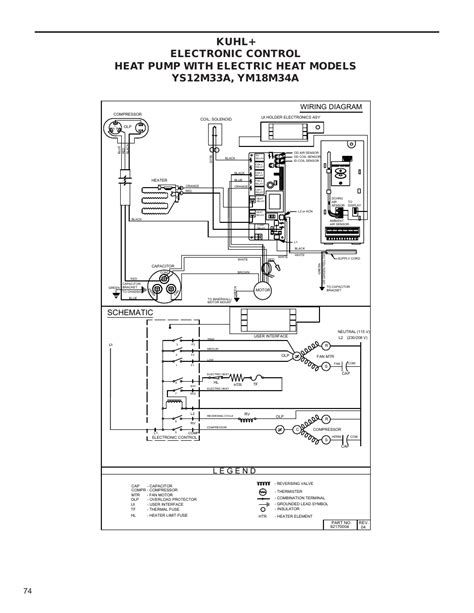 Schematic Wiring Diagram Friedrich Kuhl User