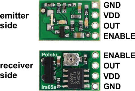 Pololu Khz Proximity Sensor Original Irsa Version