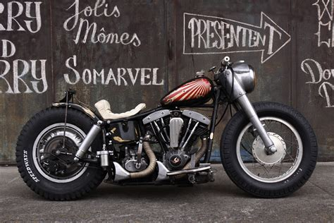 Bobber Motorcycle Hd Photos