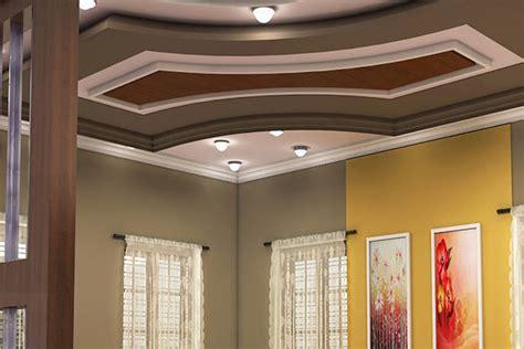 model plafon ruang tamu sederhana mewah desain rumah