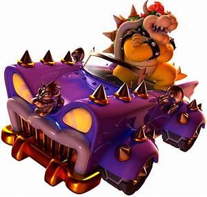 Bowser Characters Art Super Mario 3D World
