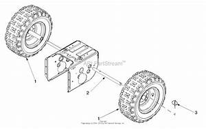 Mtd 31ae558g099  247 888530   2003  Parts Diagram For Wheels