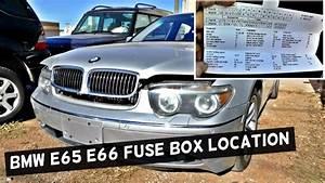 Bmw E65 E66 Repair Videos