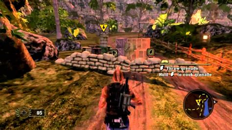mercenaries  world  flames gameplay pc hd youtube