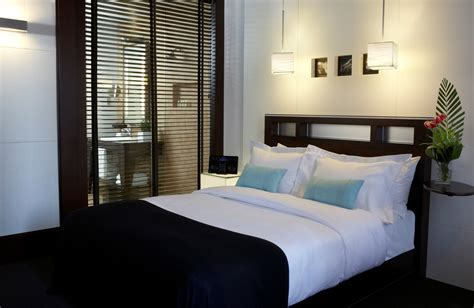 chambre h el décoration chambre d hotel déco sphair