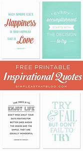 Monday Inspirat... Free Prints Quotes