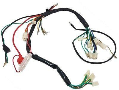 Wiring Harness Two Headlight Chinese Atv