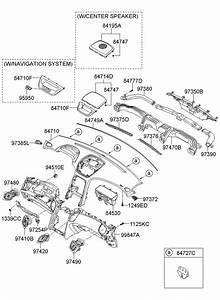 Hyundai Genesis Coupe Panel Assembly