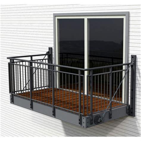 balcony  gaula steel railing midthaug  bim