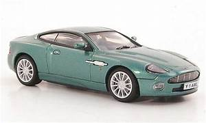 Aston Martin Miniature : aston martin vanquish miniature verte rhd vitesse 1 43 voiture ~ Melissatoandfro.com Idées de Décoration