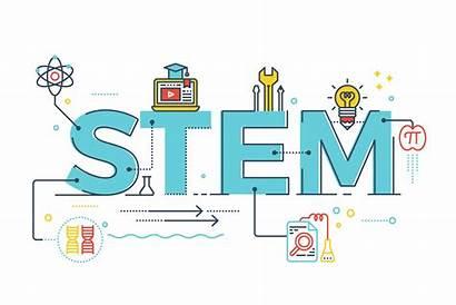 Stem Science Technology Engineering Mathematics Vector Clipart