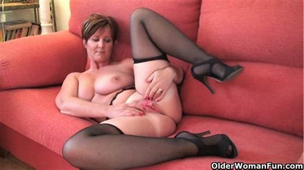 #British #Milf #Joy #Exposing #Her #Big #Tits #And #Hot #Fanny