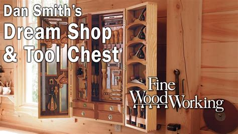 smiths dream shop  tool chest youtube
