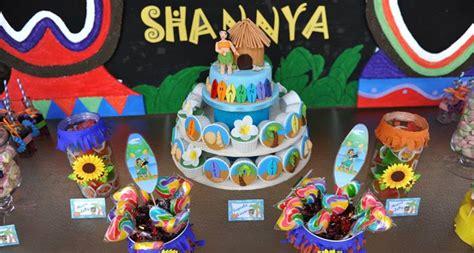karas party ideas hawaiian themed birthday party
