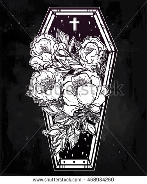 coffin stock images royalty  images vectors