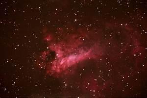Swan Nebula - Pics about space