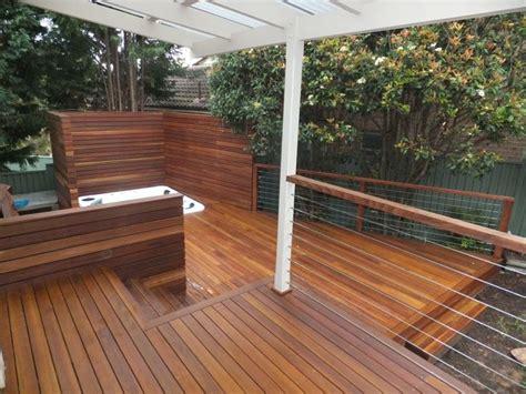 spotted gum deck amazing australian hardwood