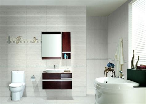 wall ideas for bathroom 17 best bathroom wall tiles ideas