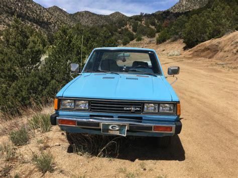 1980 Datsun Pickup 720 King Cab