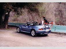 BMW Z3 Bicycle Racks