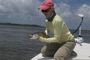 Speckled Sea Trout Fishing - Fly and Light Tackle Fishing ...