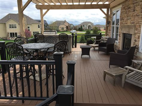 Deck Builders Columbus Oh by Deck Builders Columbus Oh Columbus Decks Porches And