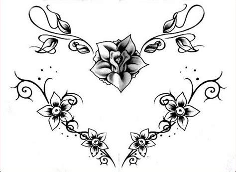catalogo tatuaggi fiori tatuaggi con fiori tanti disegni floreali per il tuo corpo