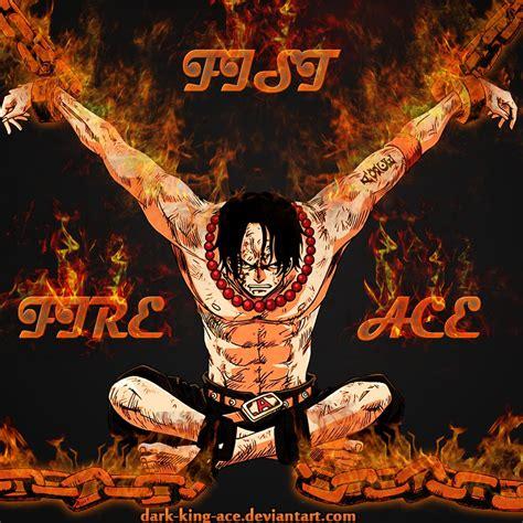 Firefist Ace By Darkkingace On Deviantart