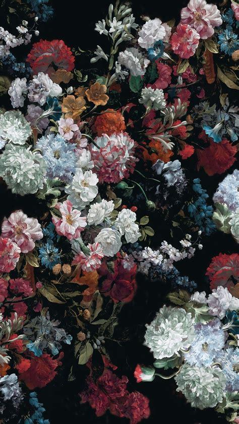 background background aesthetic wallpaper gambar bunga