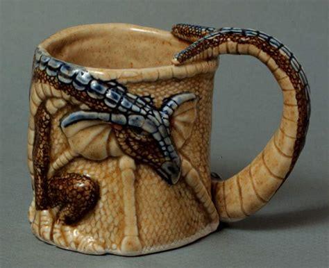 Porcelain Fantasy Mugs