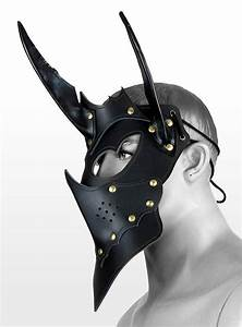 Tyrant Leather Mask