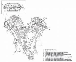 Diagrama De Cadena De Tiempo Nissan 1 6