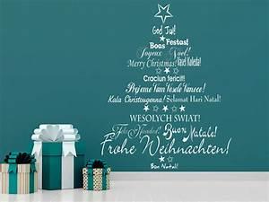 Alternative Zum Weihnachtsbaum : wandtattoo schriften weihnachtsbaum ~ Sanjose-hotels-ca.com Haus und Dekorationen