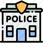 Police Station Icon Premium Icons Svg Security