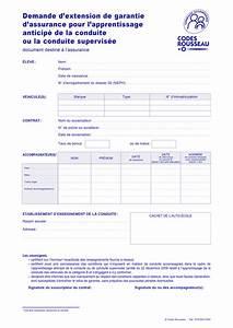 Cours De Conduite Particulier : demande extension garantie pour aac et conduite supervisee codes rousseau ~ Maxctalentgroup.com Avis de Voitures