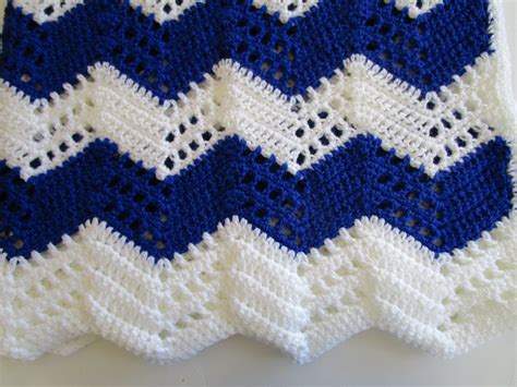 Openwork Ripple Crochet Blanket Pattern Chevron Crochet How Do You Make A Tshirt Blanket To Fleece With Sewn Edges Personalised Baby Name And Date Of Birth Big D Horse Blankets Tie Easy Crochet Knitted Squares Together My Own Weighted Pillow