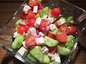 Gewächshaus Gurken Und Tomaten : tomaten gurken salat mit schafsk se von problau ~ Whattoseeinmadrid.com Haus und Dekorationen