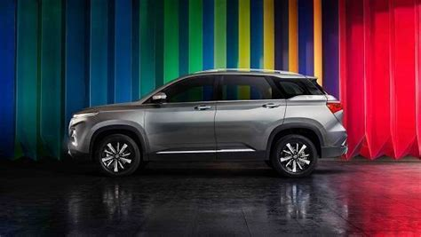 mg hector suv  sport  exclusive features launch