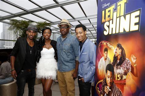 Let It Shine Brandon Mychal Smith Coco Jones David