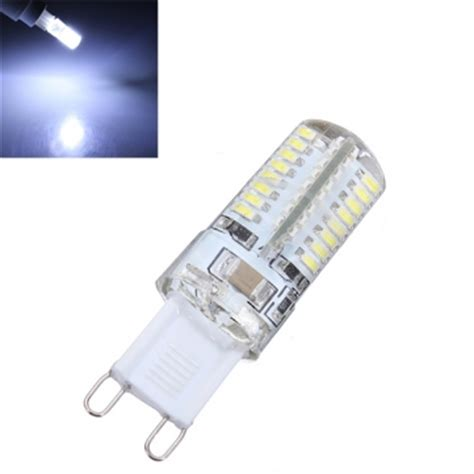 g9 3w white 64 smd 3014 led spot light bulbs 220v