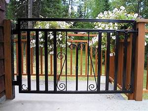 deck-gate-1 Custom Ironwork with a decorative Flare