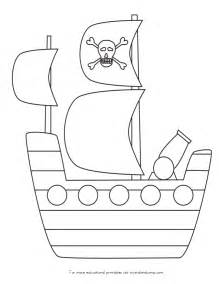 pirate ship coloring pages printable pirate ship coloring page 630x470 - Sunken Pirate Ship Coloring Pages
