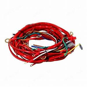 Wiring Harness Fits International B250 B275 B414 Early Type Tractors