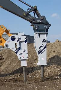 Frd Fx125 Series Hydraulic Breakers From  Furukawa Rock